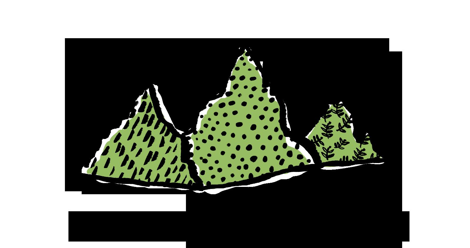 Logo Edda Grünberger | Illustration Silke Müller